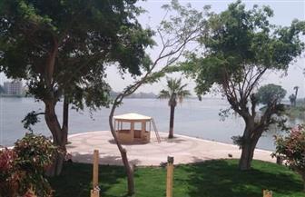 تطوير حديقة البحيرة بالقناطر الخيرية
