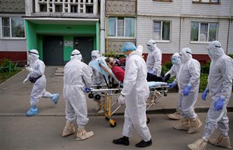 إصابات كورونا في روسيا تقترب من النصف مليون