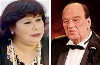 وزيرة الثقافة تنعى حسن حسني: صنع نجومية من نوع خاص.. وترك بصمات متفردة لا تنسى