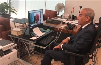 بعثة مصر بجنيف تنظم لقاءات للمجموعة الإفريقية مع المنظمات الدولية الإنسانية