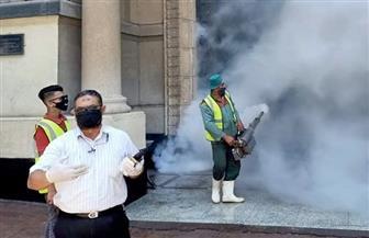 تطهير شامل لمؤسسة دار الهلال.. وإجراءات مشددة لحماية العاملين