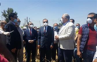 وزير الزراعة: تعميم الكارت الذكي للفلاحين خلال الفترة القادمة وتقسيط مديونيات المزارعين