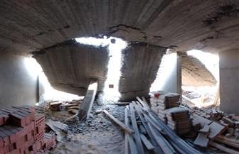 إحالة 30 مخالفة بناء في حي أول وثان طنطا إلى النيابة العسكرية.. وإزالة فيلا | صور