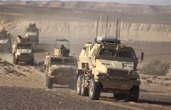 مقتل 3 عناصر تكفيرية شديدي الخطورة في عمليتين نوعيتين للقوات المسلحة بسيناء| فيديو