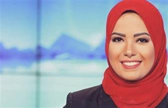 مذيعة إكسترا نيوز آية عبد الرحمن تعلن إصابتها بفيروس كورونا