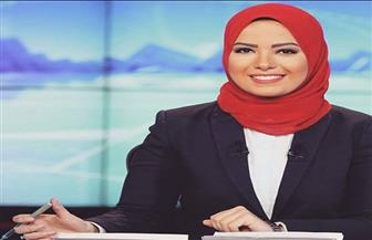 أول تعليق من المذيعة آية عبد الرحمن بعد إصابتها بكورونا