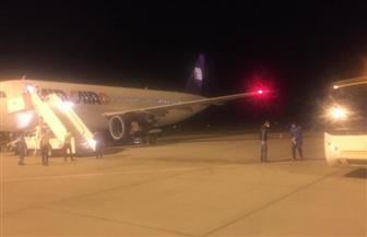 مطار مرسى علم الدولي يستقبل 172 مصريا من العالقين في الكويت |صور