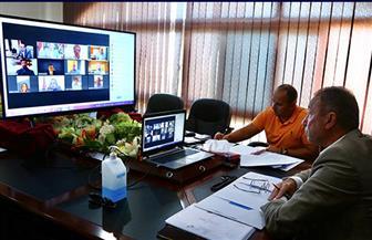 مجلس الأهلي يناقش خطط تنمية الموارد في اجتماعه اليوم «فيديو كونفرانس»