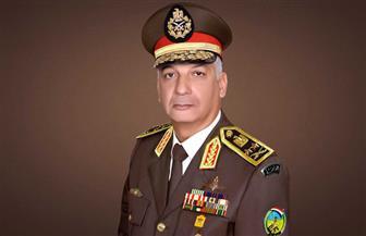 وزير الدفاع يكرم قادة القوات المسلحة المحالين للتقاعد وسيدة القطار|فيديو