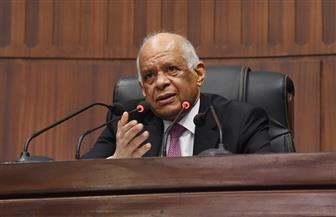 عبدالعال يوجه النواب بضرورة مراعاة المسافات الآمنة خلال تواجدهم بقاعة المجلس