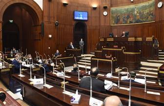 """مجلس النواب يوافق مبدئيا على قانون """"البنك المركزي والجهاز المصرفي"""""""