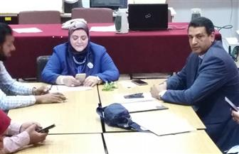 وكيلة تعليم كفر الشيخ: تحويل معلمين للتحقيق لبيعهم الأبحاث.. ولا شكاوى من امتحان الأحياء | صور