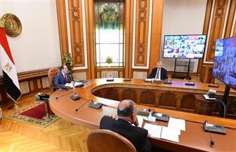 الرئيس السيسي يشارك في قمة حركة عدم الانحياز عبر تقنية الفيديو كونفرانس