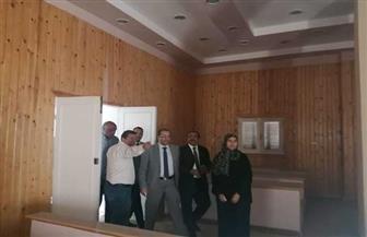 رئيس مدينة سفاجا تبحث مع نائب هيئة قضايا الدولة تخصيص مقر للهيئة بالمدينة | صور