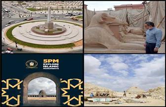"""اكتشافات أثرية وتطوير ميدان التحرير وحفظ حقوق العاملين نجاحات لـ""""السياحة والآثار"""" رغم جائحة كورونا"""
