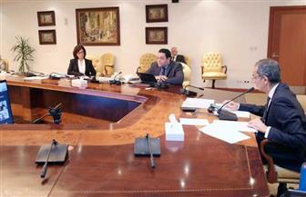 مصر ترأس اجتماعًا استثنائيًا للمكتب التنفيذي للجنة اتصالات الاتحاد الأفريقي | صور