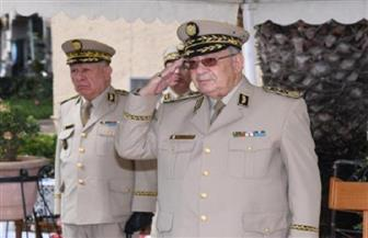 رئيس الأركان الجزائري يشهد تدريبات بالذخيرة الحية جنوب غربي البلاد