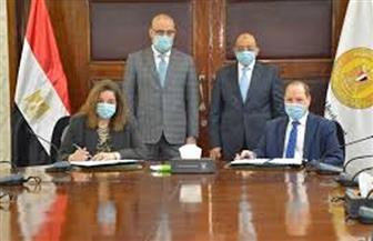 وزيرا التنمية المحلية والإسكان يشهدان توقيع بروتوكولين للتعاون
