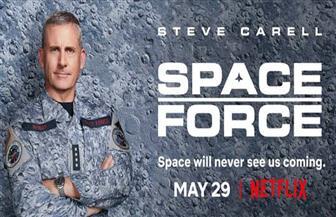 ستيف كاريل بطل Space Force: وافقت على الدور فور عرضه علي