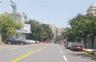 محافظ الجيزة: الانتهاء من تخطيط مروري لشارع سليمان أباظة وفتح جراج مغلق بالعجوزة   صور