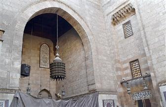 """حقيقية سرقة شريط نحاس """"غير أثري"""" من مسجد الأمير جمال الدين الأستادار بالجمالية"""