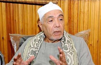 محمد حشاد قائما بأعمال نقيب القراء خلفا للشيخ الطبلاوي