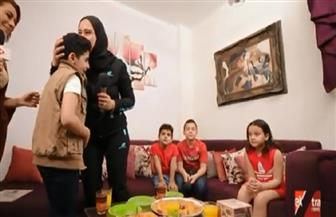 أمنية مؤثرة للطفل إسلام حول مستقبل مصر ووجود الإخوان.. وزوجة الشهيد المنسي: ده كان حلمه  فيديو