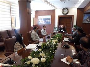 محافظ بورسعيد يوجه بسرعة البت في مخالفات البناء