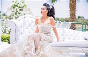 أول تعليق من غادة عبدالرازق بعد إعلان زواجها من هيثم زنيتا| صور