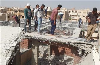 رئيس الوزراء يتابع جهود إزالة التعديات على الأراضى ومخالفات البناء