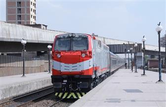 السكة الحديد تعلن التأخيرات المتوقعة اليوم بسبب أعمال تجديد وصيانة الخطوط