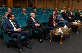 وزيرة البيئة تتابع مع وزراء الإنتاج الحربي والتنمية المحلية والعربية للتصنيع الموقف التنفيذى لمنظومة المخلفات