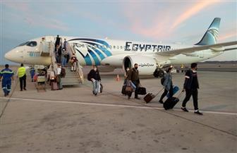 «الطيران المدني»: عودة نحو 12 ألف مصري عالق