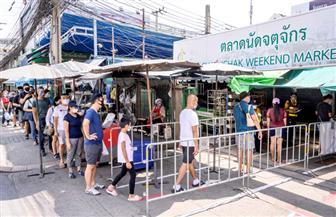تايلاند تسجل أربع إصابات جديدة بفيروس كورونا وحالة وفاة