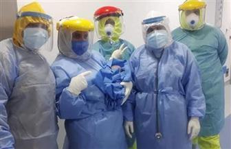 """ولادة قيصرية لمريضة بـ""""كورونا"""" داخل مستشفى العزل بالإسكندرية"""