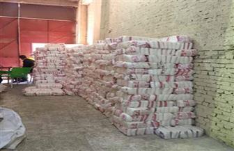 ضبط 10 أطنان «دقيق وسكر» بدون مستندات داخل مصنع حلويات بالقاهرة