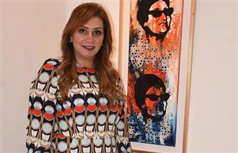 التشكيلية أميرة فهمي: كورونا دفع الكثير من الفنانين للتعايش مع فن العزلة   صور