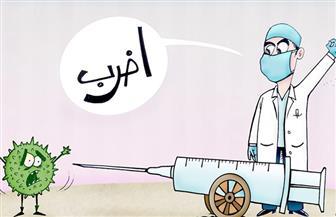 """55 فنان كاريكاتير يشاركون في معرض """"رمضانيات"""" أون لاين"""