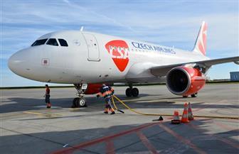 الخطوط الجوية التشيكية تستأنف رحلاتها في 18 مايو الجاري