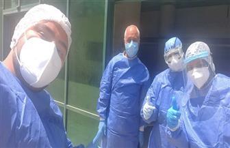 شفاء 212 حالة إصابة من  فيروس كورونا في المنوفية