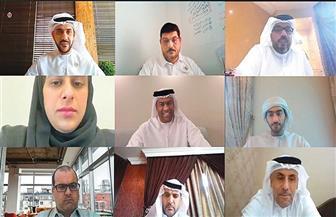 رابطة المحترفين الإماراتية تناقش سيناريوهات استئناف النشاط الرياضي