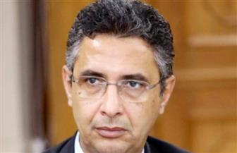 شريف فاروق قائما بأعمال رئيس مجلس إدارة الهيئة القومية للبريد| صور