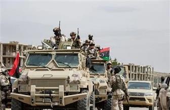 الجيش الليبي: استهداف آليات عسكرية للميليشيات حاولت الاقتراب من الخط الأحمر| فيديو
