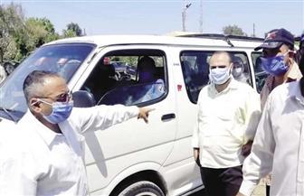 حملات أمنية لضبط المخالفين لقرارات ارتداء الكمامات الطبية