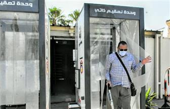 جامعة القاهرة تستمر في تطبيق إجراءات الوقاية داخل منشآتها