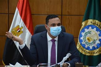 محافظ الدقهلية يفسر موقفه مع مديرة مدرسة عمر مكرم