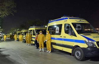 389 إصابة بفيروس كورونا بمحافظة كفرالشيخ منذ 16 مارس الماضي بينهم 173 خلال أسبوع العيد