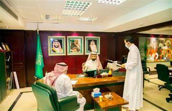 عودة العمل في الملحقية الثقافية السعودية بعد تطبيق إجراءات الوقاية من كورونا | صور
