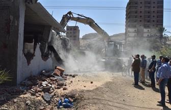 محافظة القاهرة: لن نسمح بأى مخالفات بناء أو عودة العشوائيات