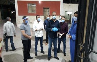 محافظ الفيوم يتفقد مستشفى إطسا المركزي | صور